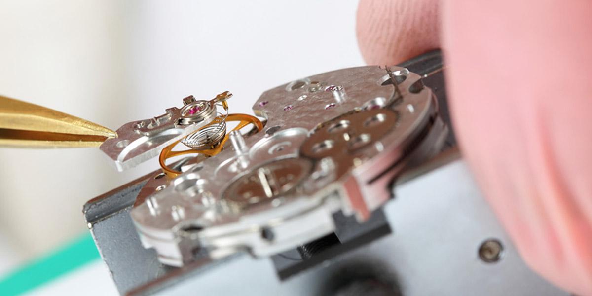 時計のテンプ
