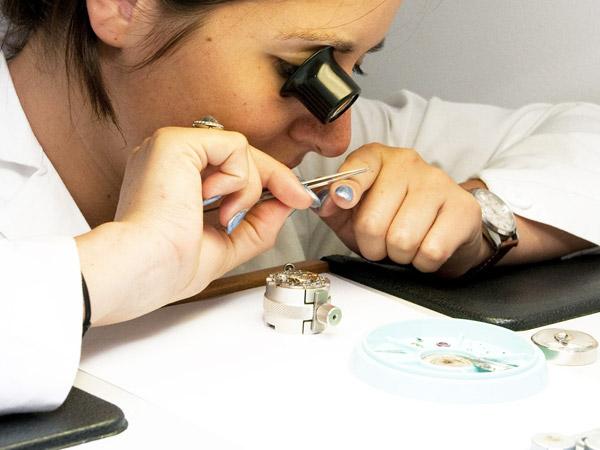 時計の分解修理